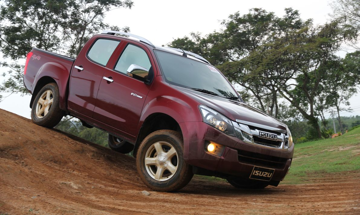 ... Isuzu D-Max Review. If ...
