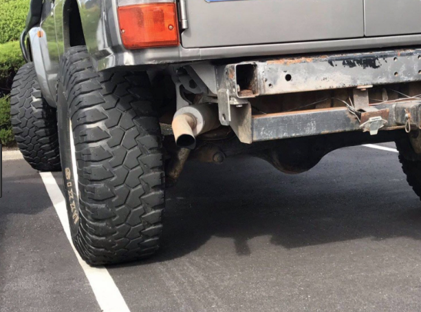 police target illegal 4wd