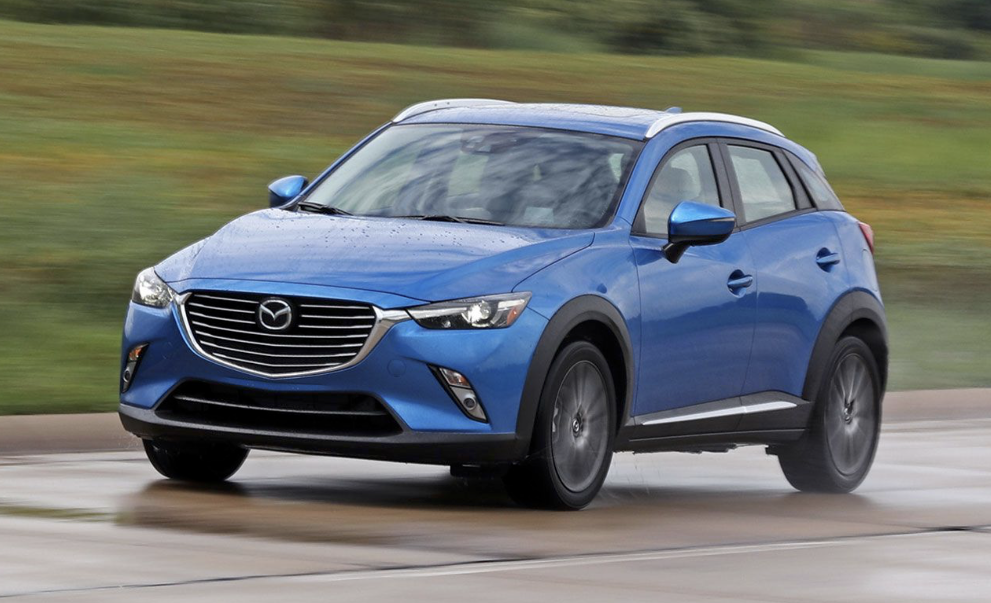 Mazda CX3 Vehicle Review