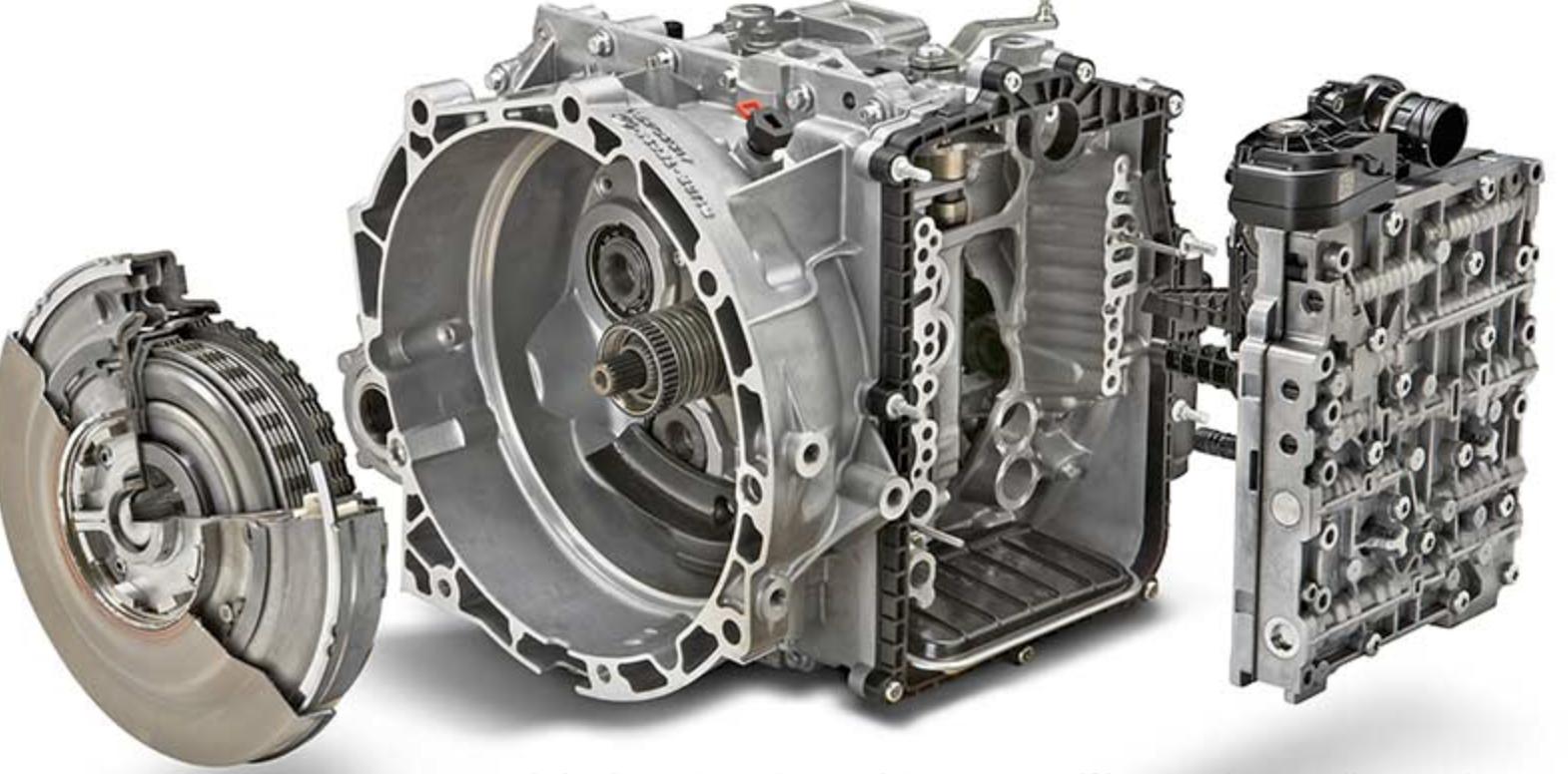 Ford Powershift transmission Fault