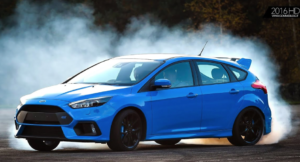 Ford Focus Drift mode review
