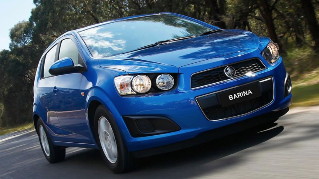 Holden Barina Review