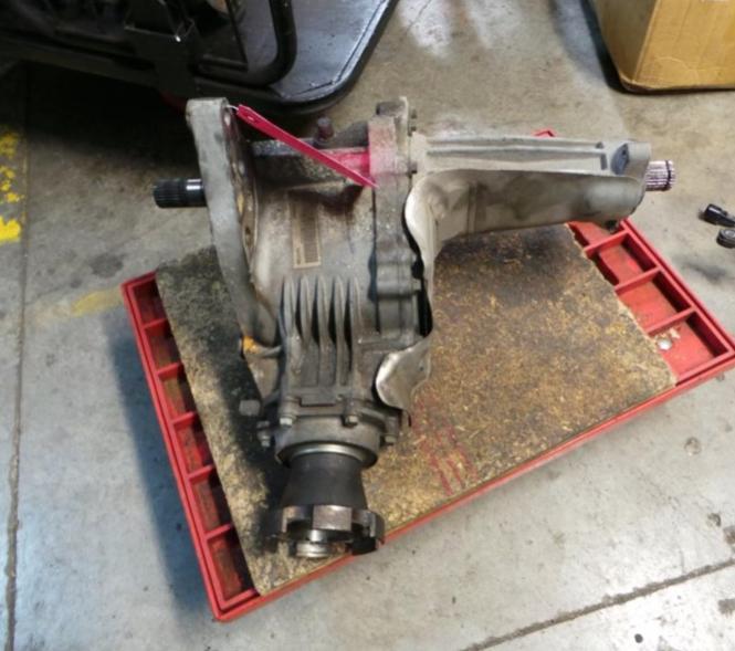 Holden Captiva mechanic