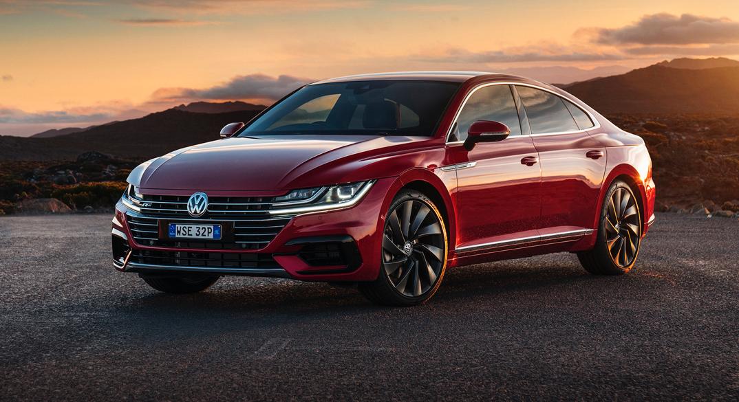 VW Arteon review