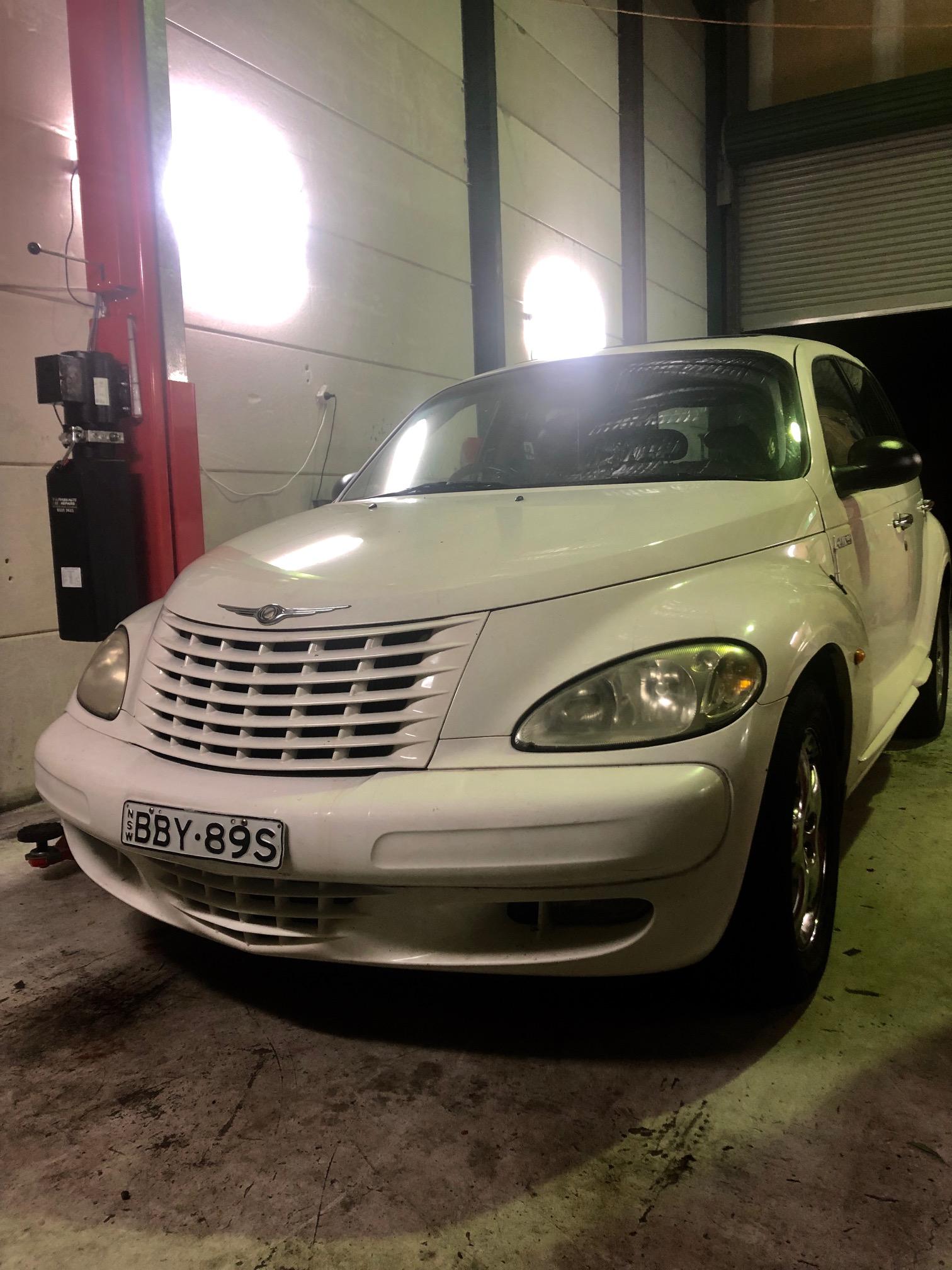 Chrysler specialist sydney