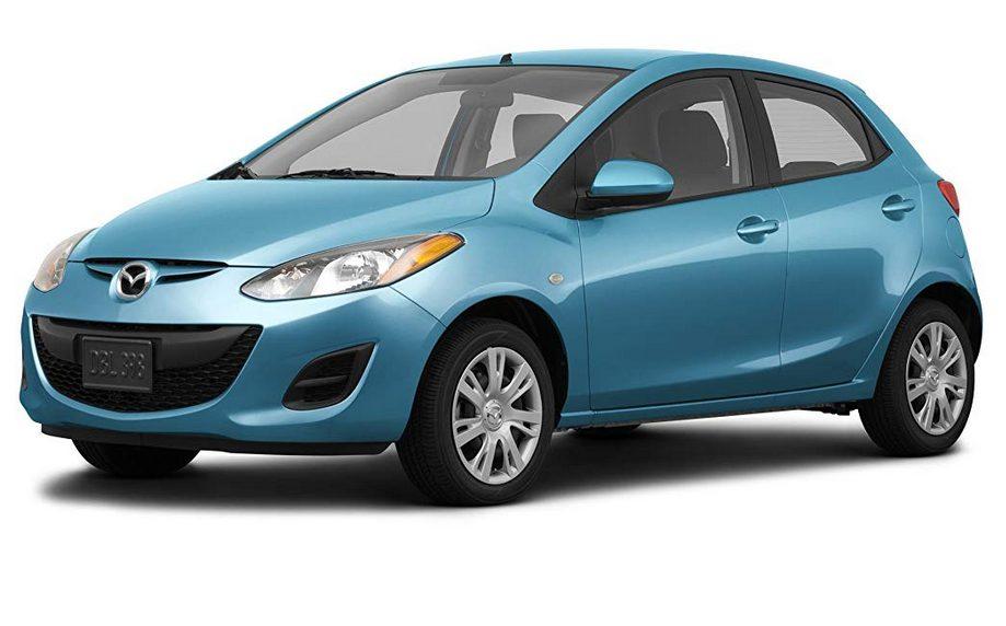 Mazda 2 specialsit