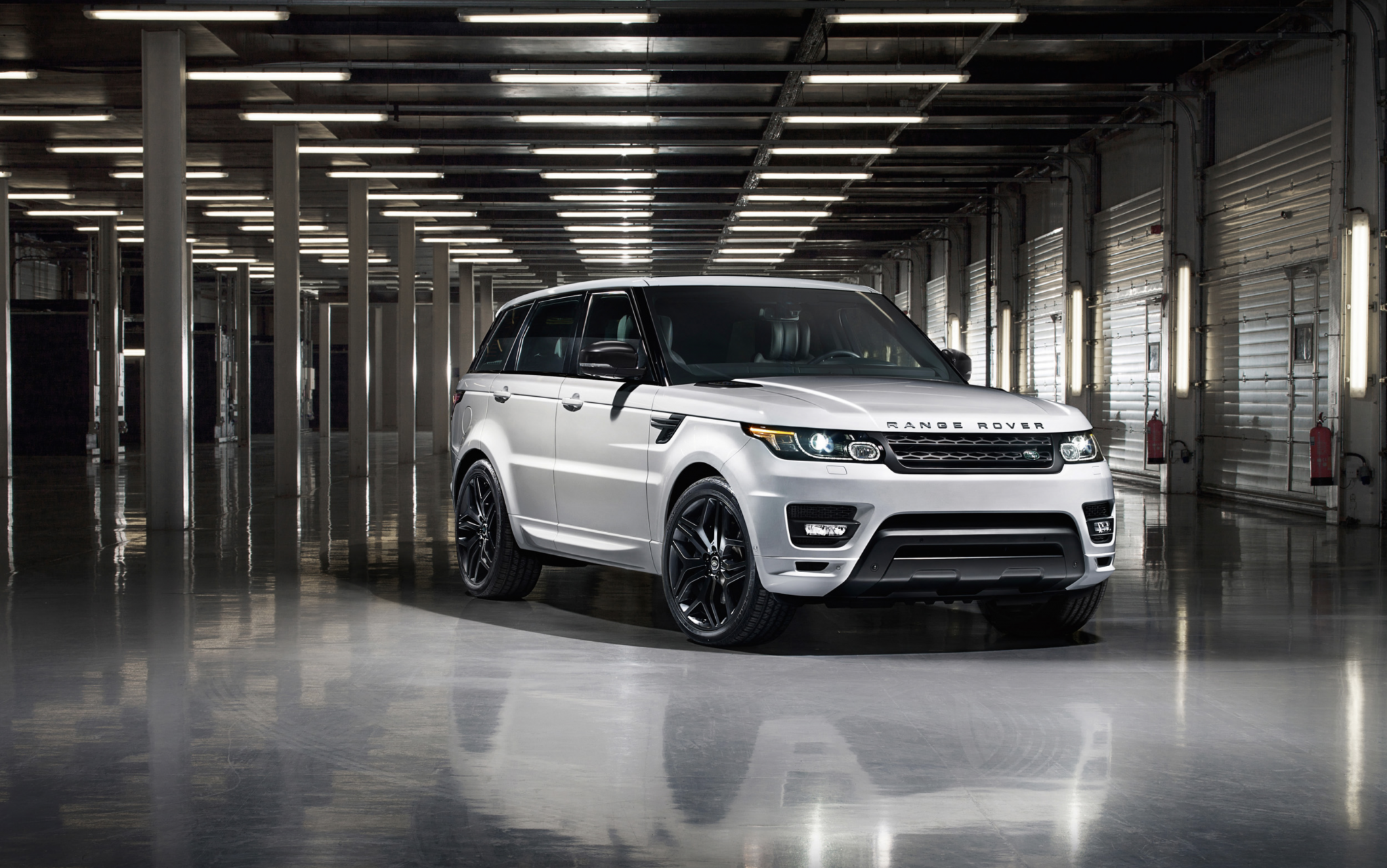 Range Rover Vehicle Review