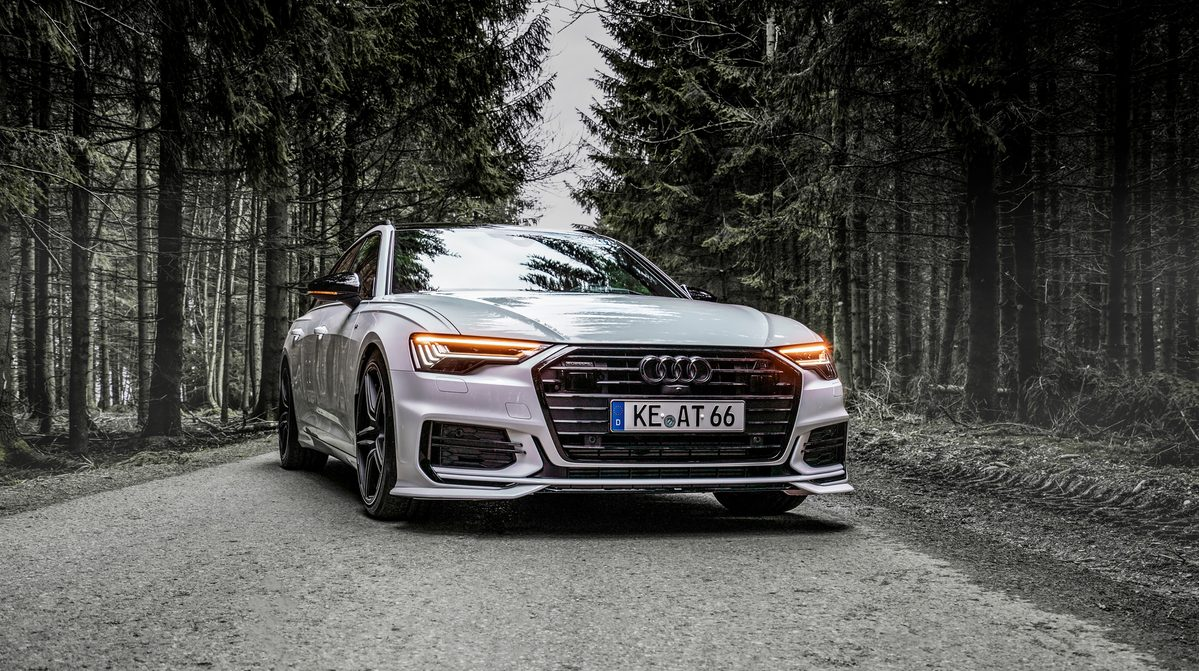 Audi A6 Vehicle Review