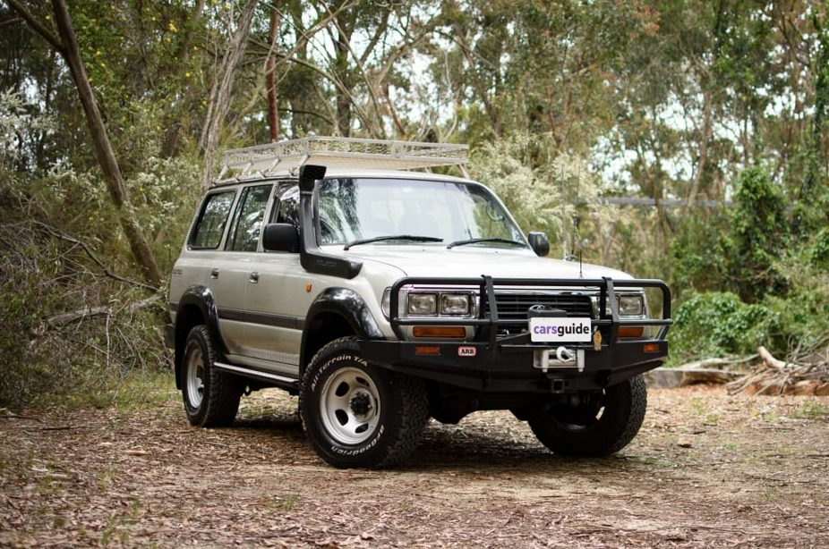 80 Series Land Cruiser common faults
