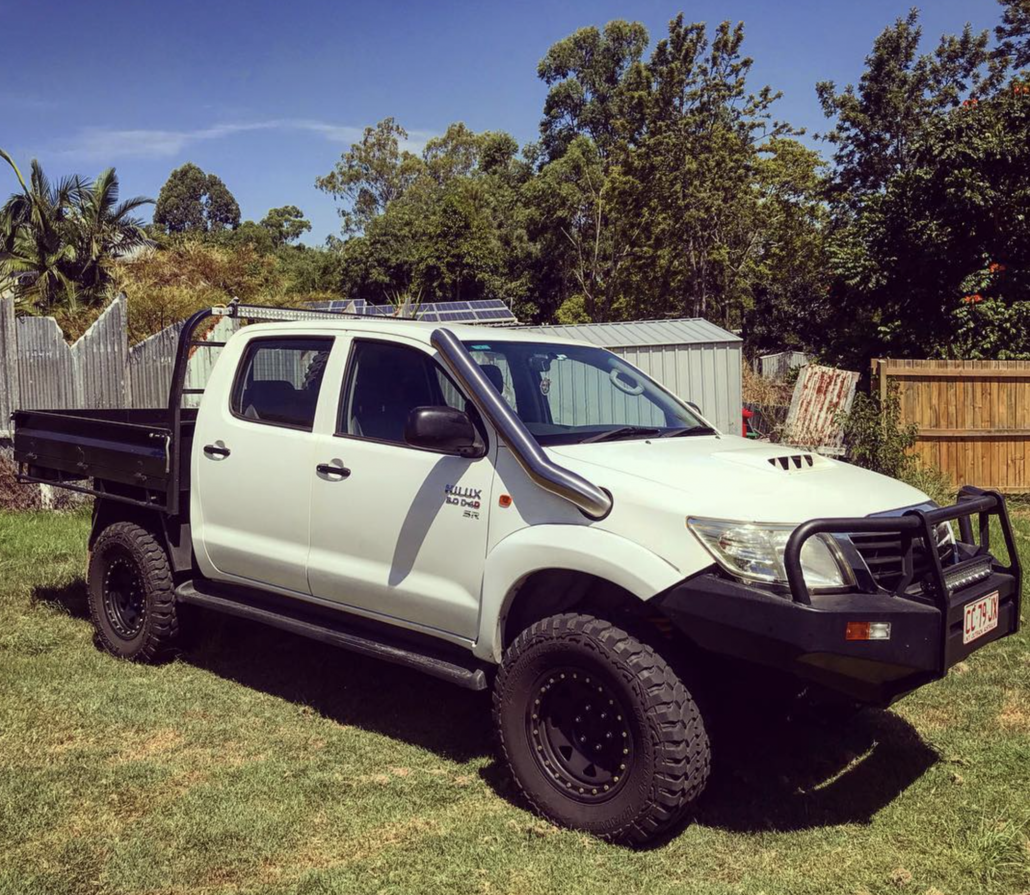 N70 Hilux review