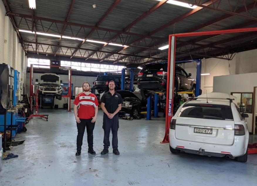 Car repairs Hornsby
